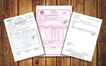 Thủ tục đặt in hóa đơn lần 2