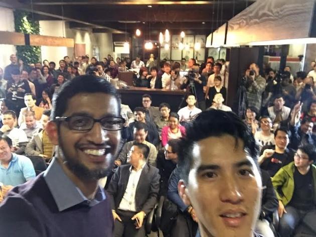 Những câu nói ấn tượng của tổng giám đốc google khi đến Việt Nam