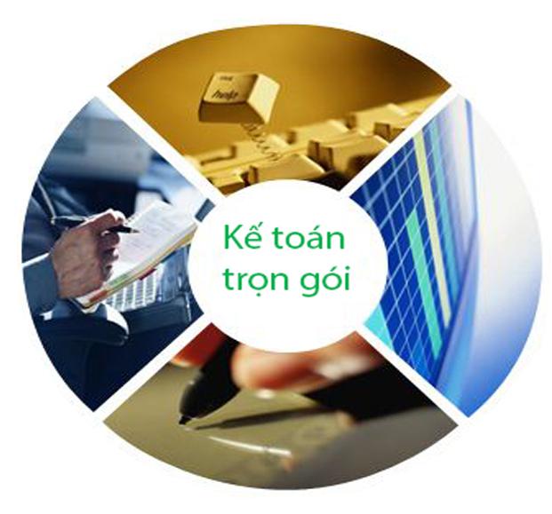 Dịch vụ kế toán trọn gói cho doanh nghiệp