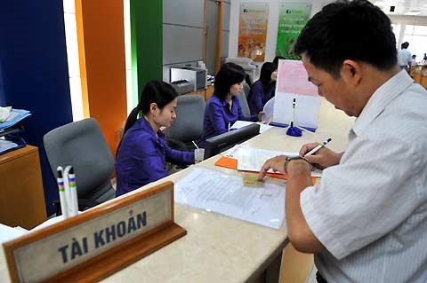 Hướng dẫn thủ tục mở tài khoản ngân hàng khi thành lập công ty