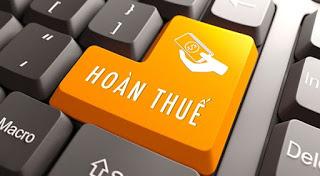 Thủ tục đăng ký hoàn thuế đối với doanh nghiệp